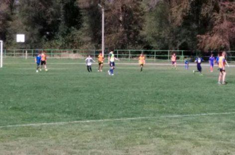 Юные футболисты сыграли матчи третьего и четвёртого туров областного первенства