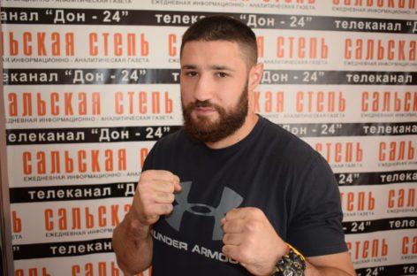 Боксёр Гасан Гимбатов: я выбрал свой путь и не намерен сдаваться
