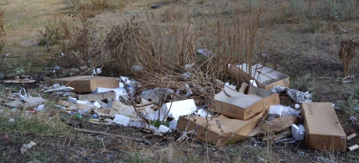 Сальская администрация взамен на покос травы просит горожан убрать за собой мусор
