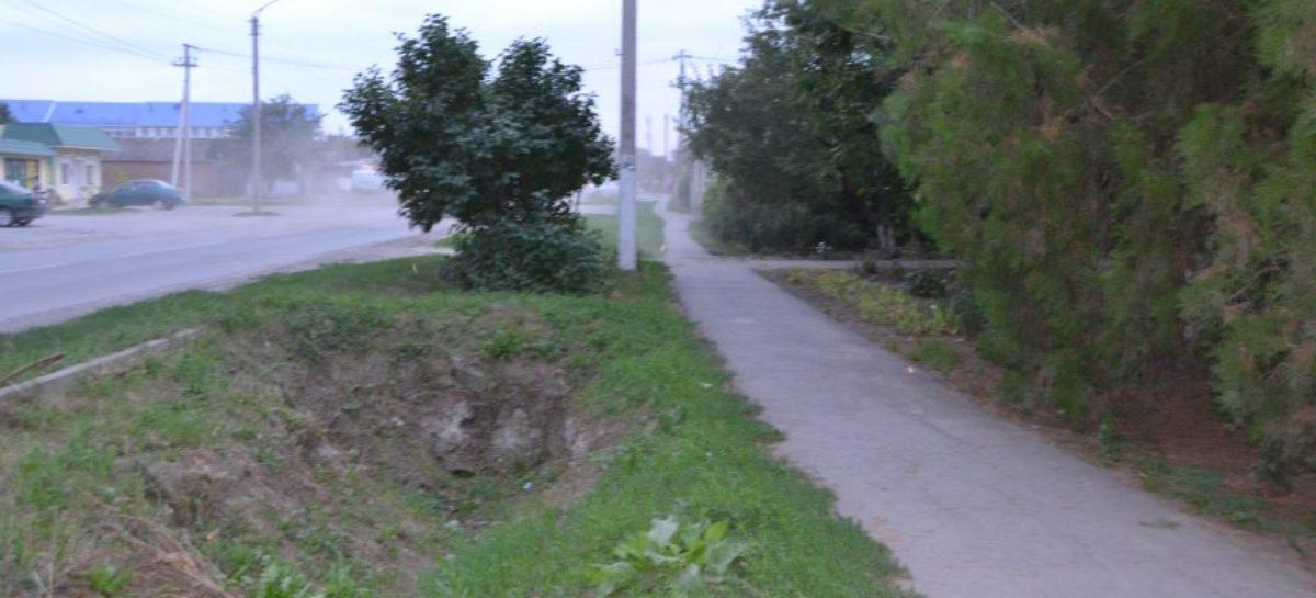 Прогулки по Сальску: немного о Заречье