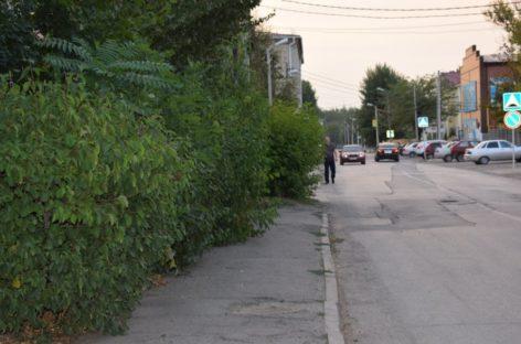 Прогулки по Сальску: что печалит жителей центра города
