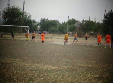 Сальский футбол: сыграны матчи 14-го тура