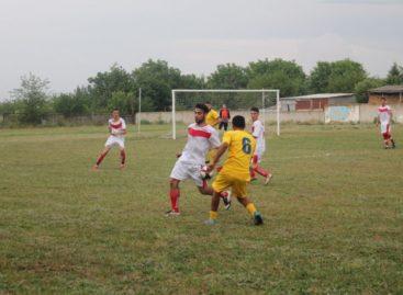Сальский футбол: итоги 18-го тура районного чемпионата