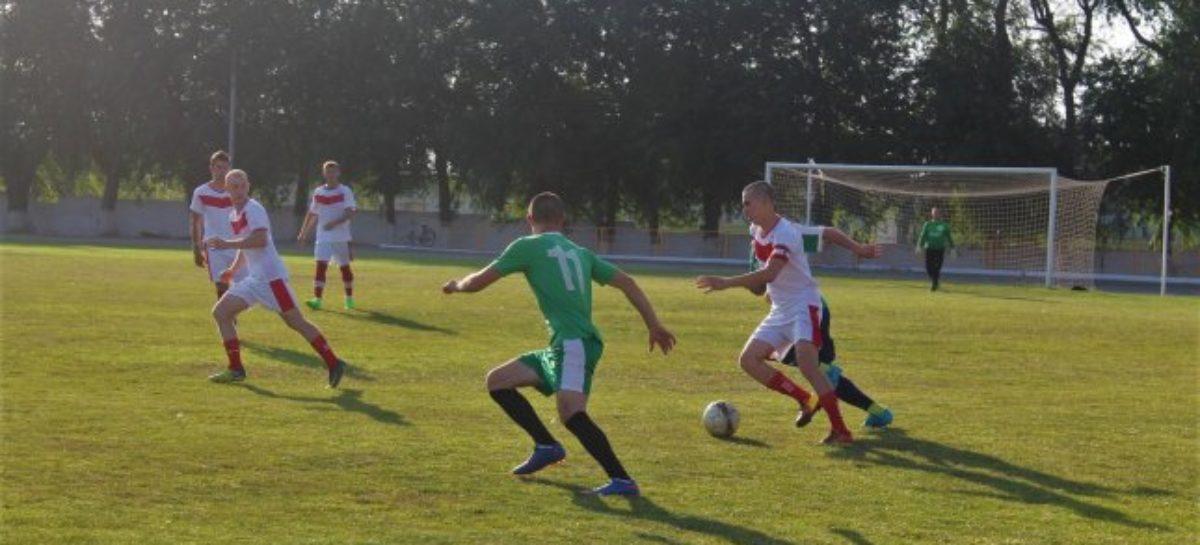 Болельщиков приглашают на игры 17-го тура районного чемпионата по футболу 17 сентября