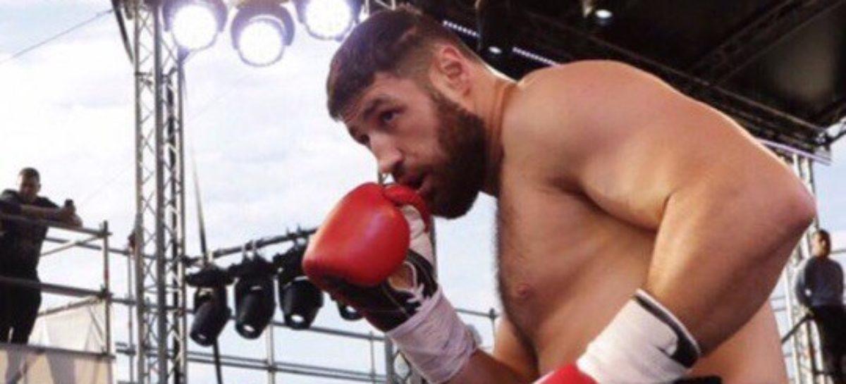 Сальский боксер Гасан Гимбатов снова выйдет на профессиональный ринг