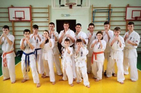 Каратисты спортклуба «Катана» едут на турнир в Новочеркасск