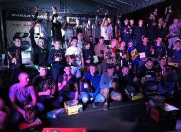 В Сальске появились чемпион и вице-чемпион России по автозвуку