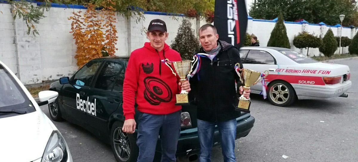 Сальчане завоевали титулы чемпиона и вице-чемпиона России по автозвуку