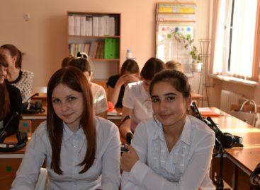 В Сальском районе школьники поучаствовали в олимпиадах более семи тысяч раз