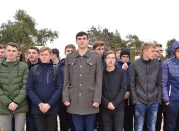 Российскую армию пополнят 90 призывников Сальского района