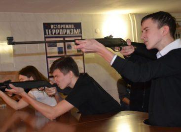 Сальчане поборются за знаки ГТО