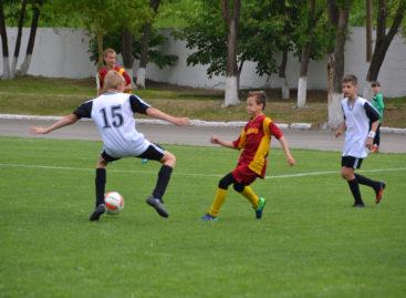 Сальчан приглашают поболеть за юных футболистов 8 октября