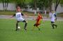 Юные сальские футболисты сыграли с Егорлыкской