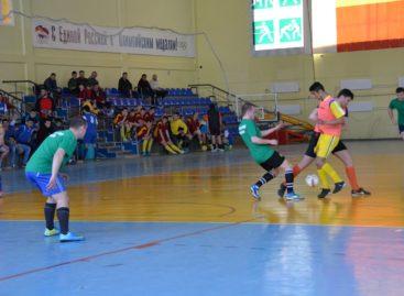 Казаки сыграют в футбол в спорткомплексе 28 октября
