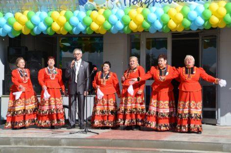 Праздник с размахом: юбилей бывшего совхоза «Южный» отметили в Юловском