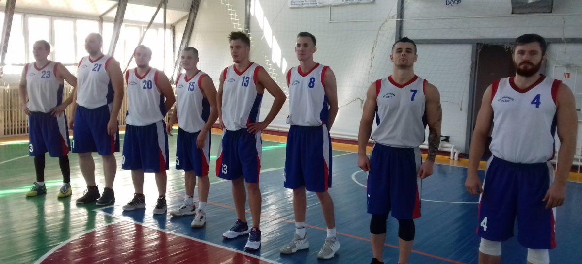 Сальские баскетболисты помогли «Искре» победить  «Таганку»