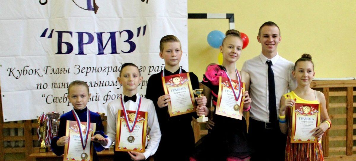 Сальчане выступили на турнире по спортивным танцам