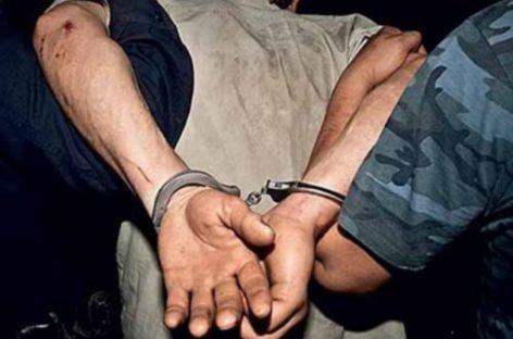 Арестован подозреваемый в разбойном нападении на сальского таксиста