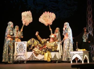 В Сальске выступят артисты театра драмы имени Максима Горького