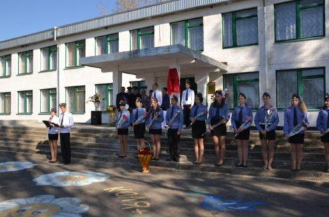 В школе села Бараники неожиданно дала сбой система отопления