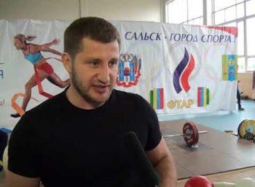 Первенство Ростовской области по тяжелой атлетике среди юношей и девушек до 18 лет