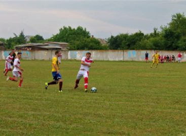 Матчи 20-го тура районного чемпионата по футболу пройдут 8 октября