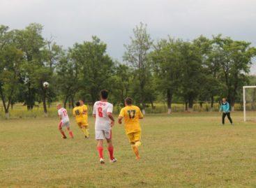 Районный чемпионат по футболу: лучший бомбардир по итогам 18-ти туров