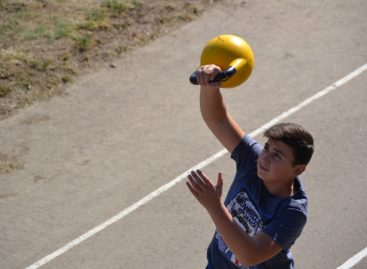 Высокий старт: в Сальске прошли первые соревнования по экстремальной гире