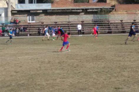 Юные сальские футболисты провели шесть игр за неделю