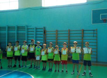 Юные сальские баскетболисты оказались лучшими в Орловке