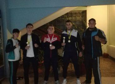 Сальчане стали победителями кубка России по смешанным единоборствам