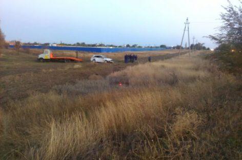 Водитель «Chevrolet Cruze» на выезде из Сальска попал в смертельное ДТП