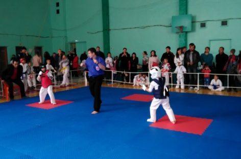 Ученики сальского клуба «Катана» открыли соревновательный сезон в Новочеркасске