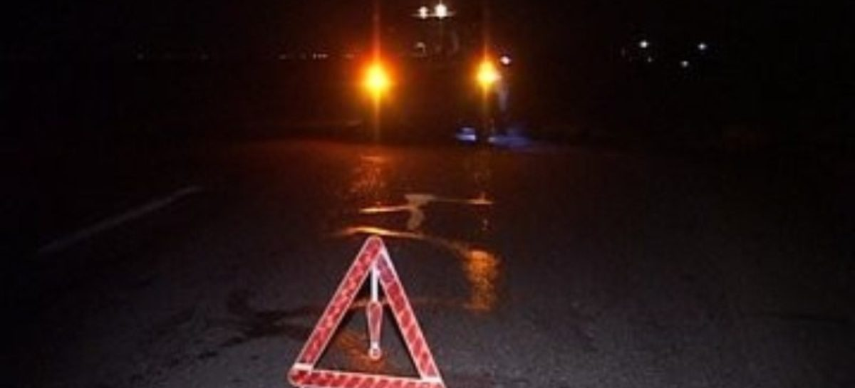 На дороге «Сальск — Сандата» перевернулась иномарка