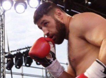 Сальчанин Гасан Гимбатов проведет четвертый профессиональный бой 15 декабря