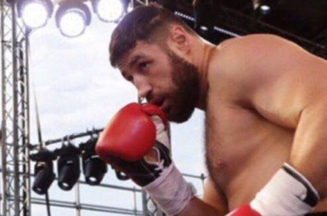 Бой сальчанина Гасана Гимбатова покажут 7 ноября на ТВ