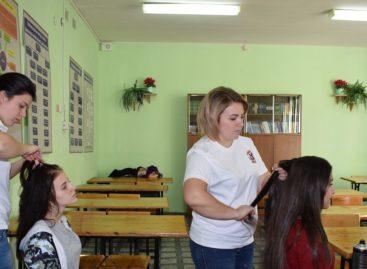 Старшеклассники сальских школ решали, куда пойти учиться