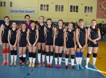 Сальск принял областное первенство по волейболу