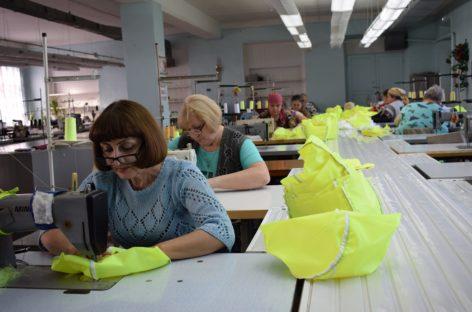 На швейной фабрике в Сальске модернизируют производство и ищут новых заказчиков