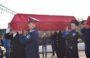 В селе Песчанокопском перезахоронены останки 32 участников Гражданской войны