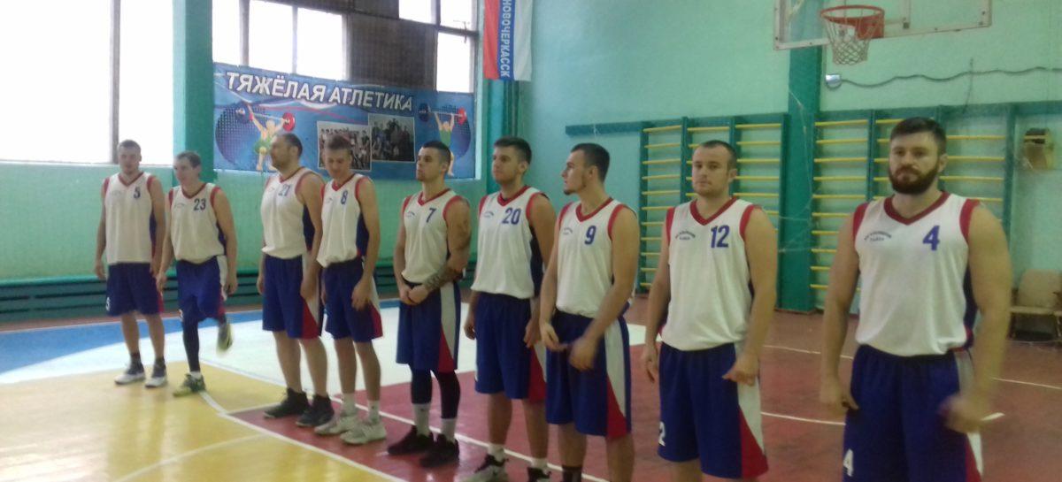 Баскетбол: сальский «Русич» обыграл «Кировца»