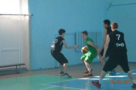 Сальчане смогут посмотреть соревнования по баскетболу 17 ноября