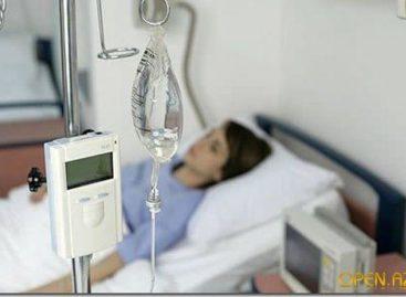 В сальскую больницу доставлена женщина без сознания