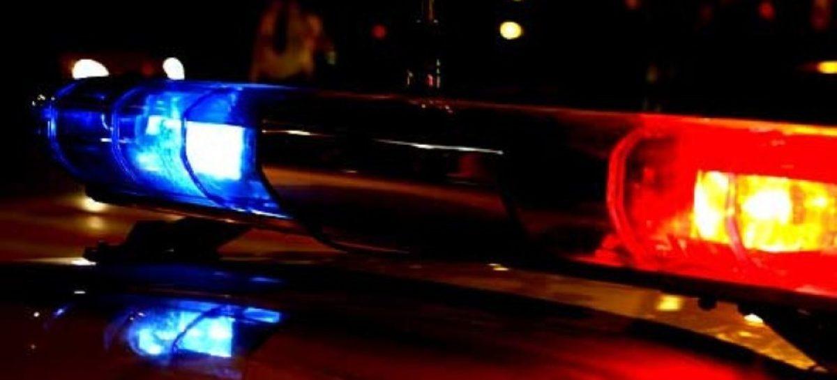 В Сальском районе в вечерних сумерках слетел с дороги BMW