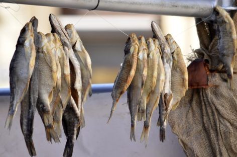Марина Кузнецова: домашние консервы и вяленая рыба могут быть источником ботулизма