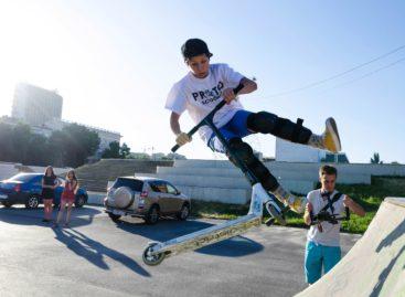 Стараниями сальчанок в Ростове появится скейт-парк