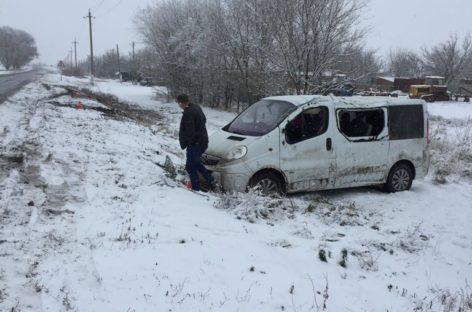 Жительница Калмыкии пострадала в Сальском районе