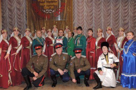 Сальчане приняли участие в фестивале национальных культур