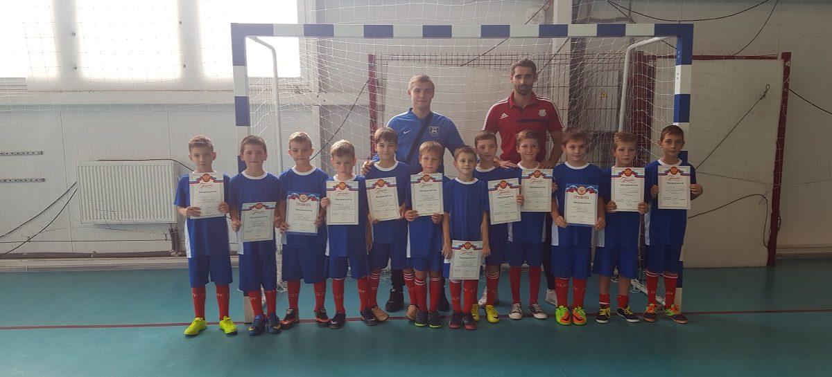 Юные сальские футболисты привезли «бронзу» с Кубани