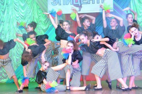 Танцевальное шоу «Эпицентр» пройдет в Сальском РДК 16 декабря